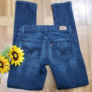 LEVI'S genuinely crafted jean's